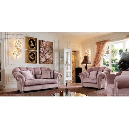Giorgio Casa Giulietta e Romeo мягкая мебель - Фото 19
