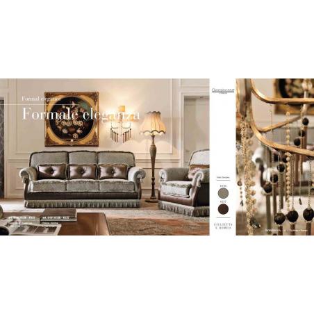 Giorgio Casa Giulietta e Romeo мягкая мебель - Фото 20
