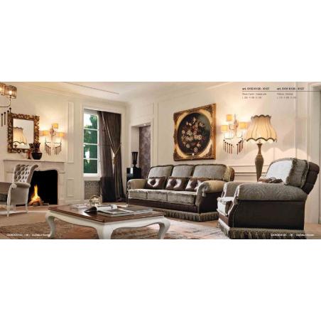 Giorgio Casa Giulietta e Romeo мягкая мебель - Фото 21