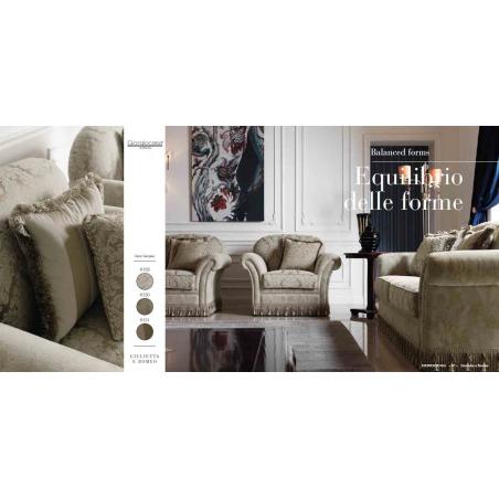 Giorgio Casa Giulietta e Romeo мягкая мебель - Фото 25