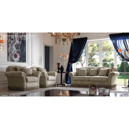Giorgio Casa Giulietta e Romeo мягкая мебель - Фото 26