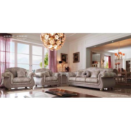Giorgio Casa Giulietta e Romeo мягкая мебель - Фото 27