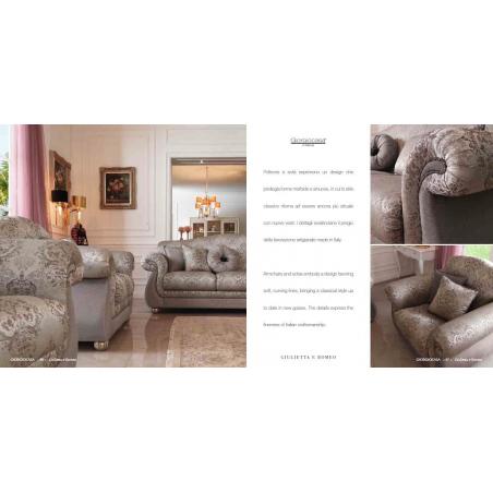 Giorgio Casa Giulietta e Romeo мягкая мебель - Фото 28