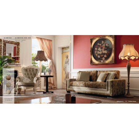 Giorgio Casa Giulietta e Romeo мягкая мебель - Фото 32