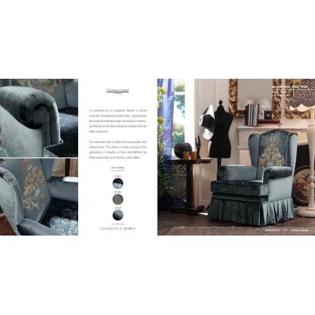 Giorgio Casa Giulietta e Romeo мягкая мебель - Фото 33