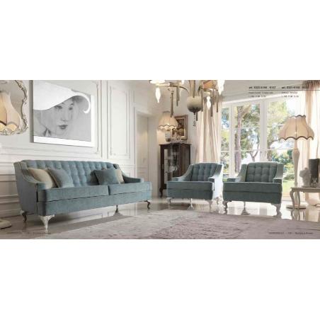Giorgio Casa Giulietta e Romeo мягкая мебель - Фото 36