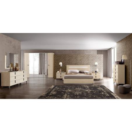 Camelgroup Ambra спальня - Фото 6