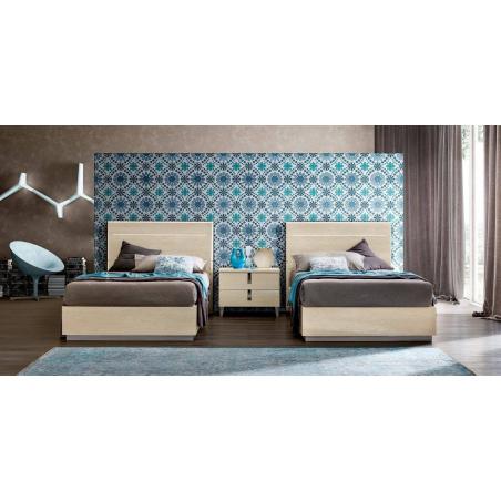 Camelgroup Ambra спальня - Фото 9