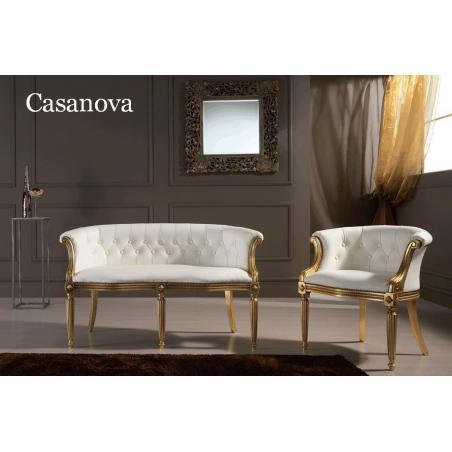 CIS Salotti Baroque collection Мягкая мебель - Фото 3