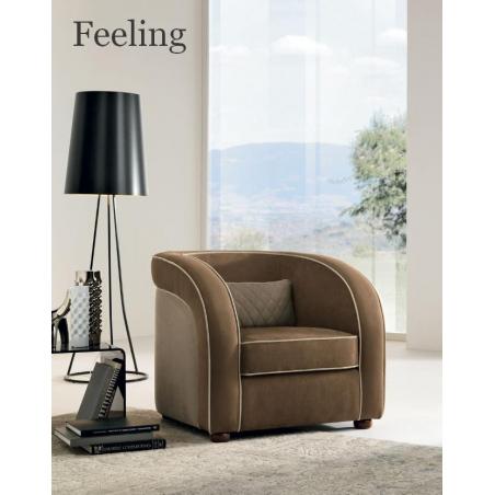 CIS Salotti Essential collection Мягкая мебель - Фото 11