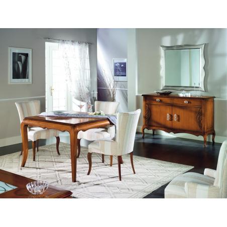 Ferro Raffaello обеденные столы - Фото 3