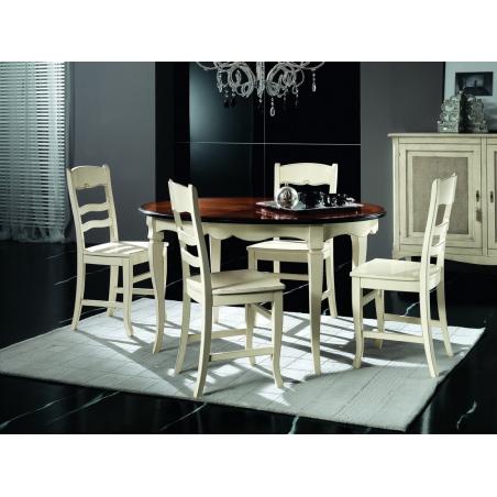 Ferro Raffaello обеденные столы - Фото 15