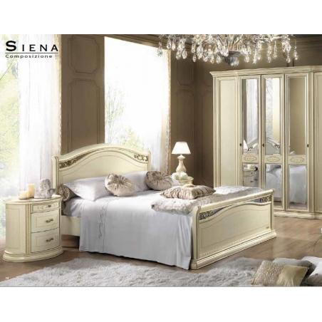 Camelgroup Siena Avorio спальня - Фото 1