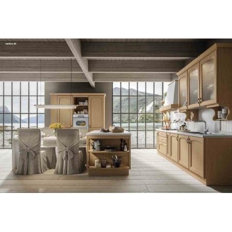 Home cucine Cantica кухня - Фото 8