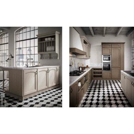 Home cucine Cantica кухня - Фото 11