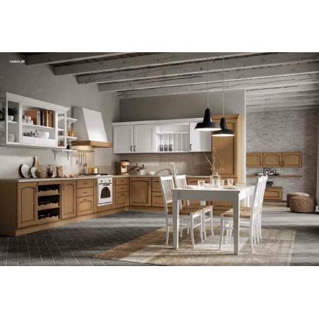 Home cucine Cantica кухня - Фото 18