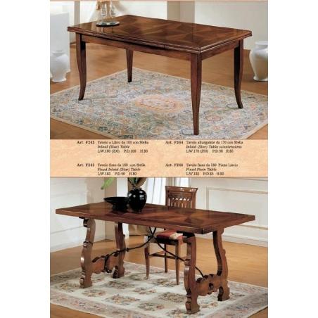 BL Mobili обеденные столы - Фото 6