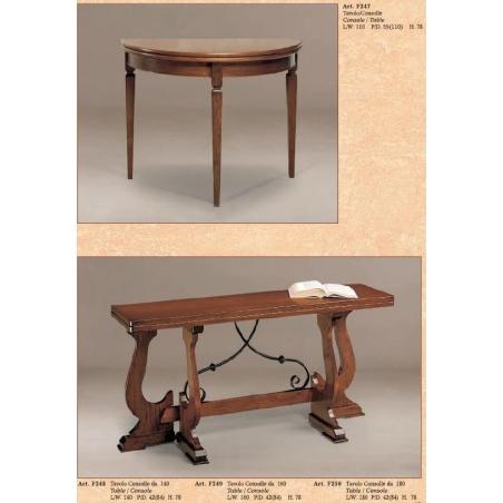 BL Mobili обеденные столы - Фото 7