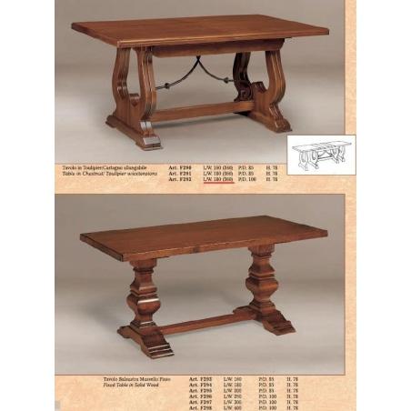 BL Mobili обеденные столы - Фото 10