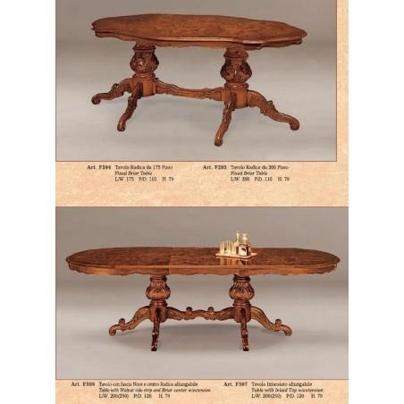 BL Mobili обеденные столы - Фото 12