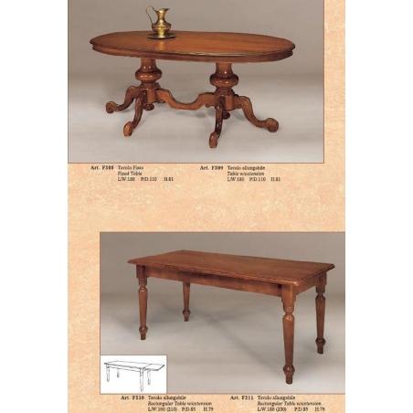 BL Mobili обеденные столы - Фото 13