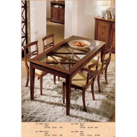 BL Mobili обеденные столы - Фото 15