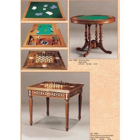 BL Mobili обеденные столы - Фото 16