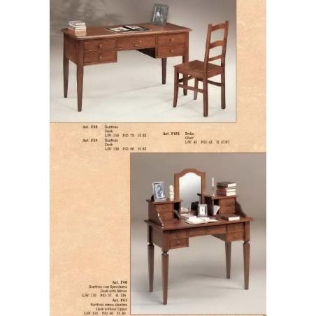 BL Mobili письменные столы и кабинеты - Фото 12