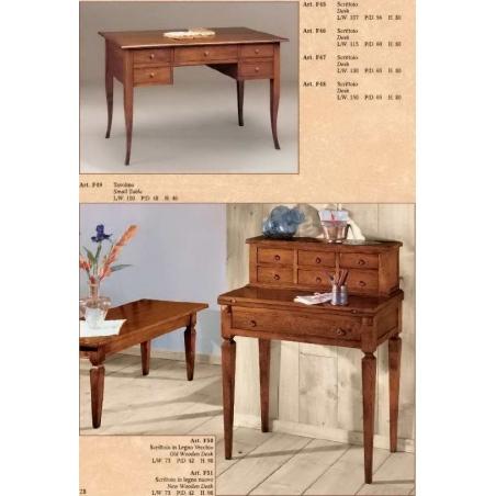 BL Mobili письменные столы и кабинеты - Фото 14