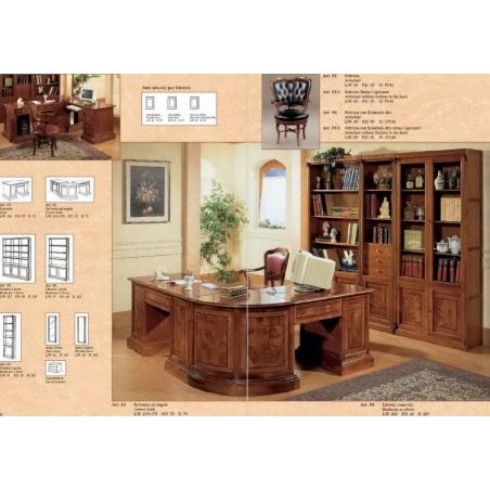 BL Mobili письменные столы и кабинеты - Фото 9