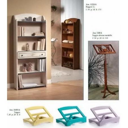 BL Mobili письменные столы и кабинеты - Фото 22