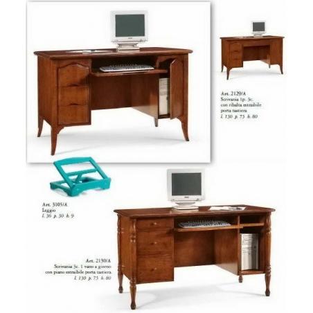 BL Mobili письменные столы и кабинеты - Фото 24