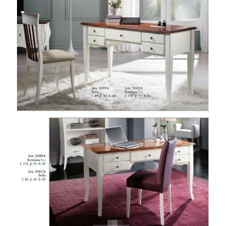 BL Mobili письменные столы и кабинеты - Фото 26