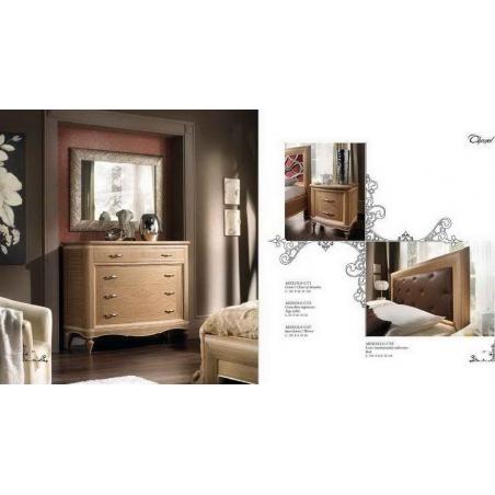 BL Mobili Chanel спальня - Фото 8