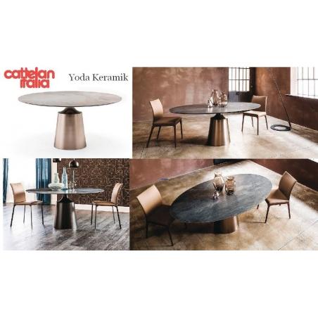Cattelan Italia обеденные столы - Фото 2