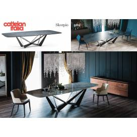 Cattelan Italia обеденные столы - Фото 7