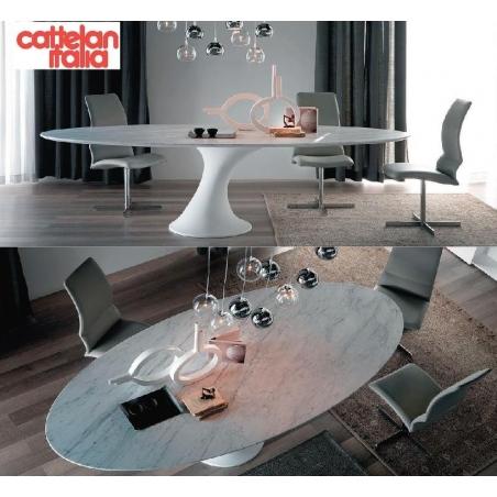 Cattelan Italia обеденные столы - Фото 8