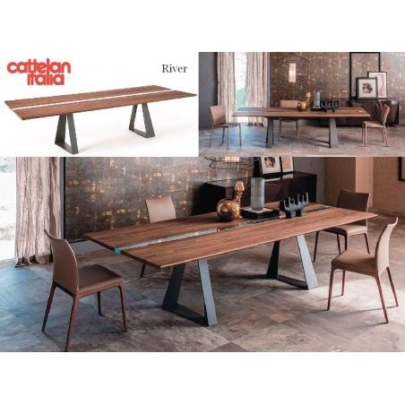 Cattelan Italia обеденные столы - Фото 9