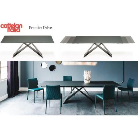 Cattelan Italia обеденные столы - Фото 10