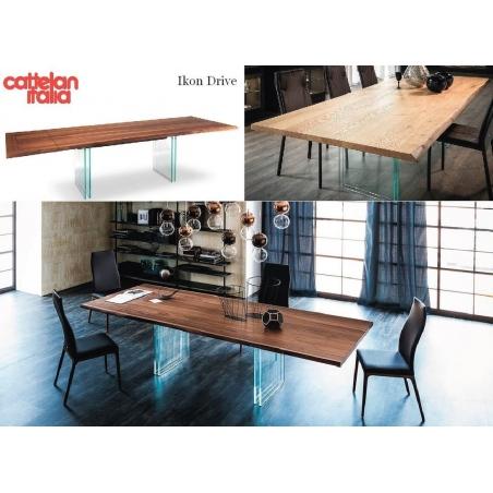 Cattelan Italia обеденные столы - Фото 11