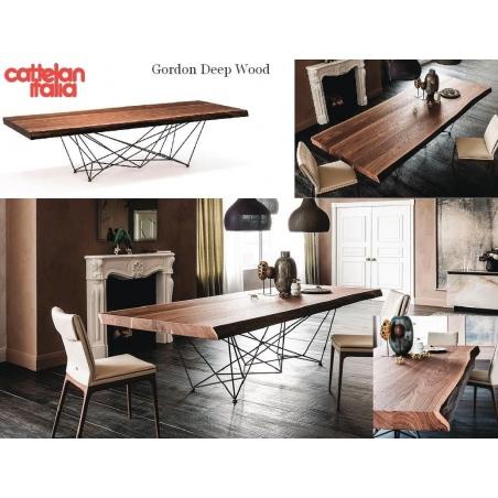 Cattelan Italia обеденные столы - Фото 12