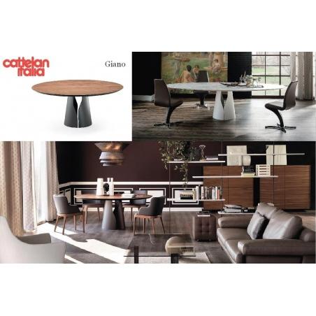 Cattelan Italia обеденные столы - Фото 13