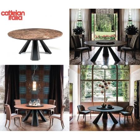 Cattelan Italia обеденные столы - Фото 15