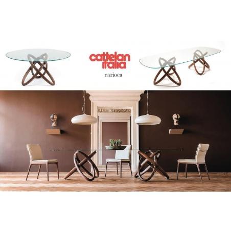 Cattelan Italia обеденные столы - Фото 16