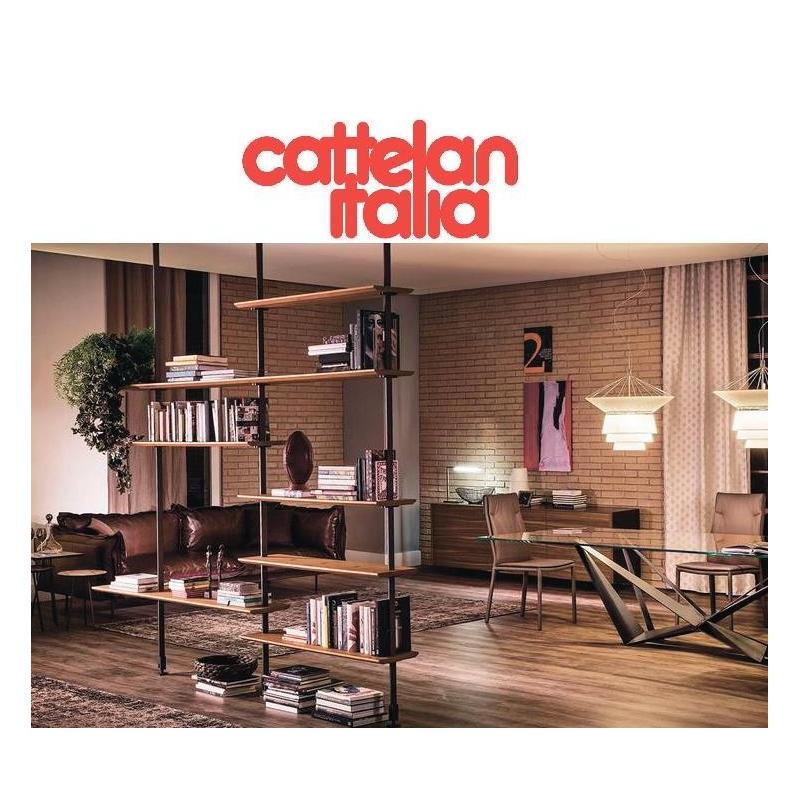 Cattelan Italia стеллажи, библиотеки