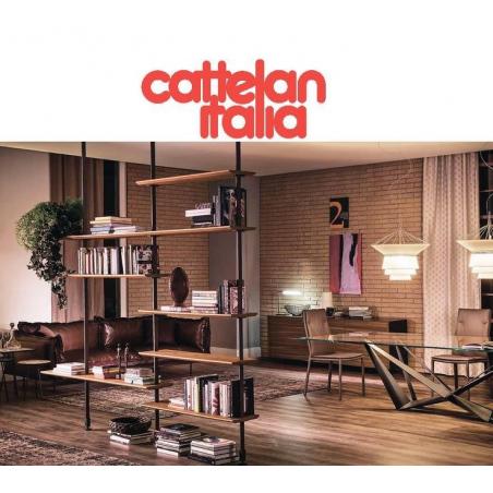 Cattelan Italia стеллажи, библиотеки - Фото 1