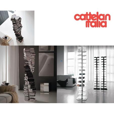 Cattelan Italia стеллажи, библиотеки - Фото 5