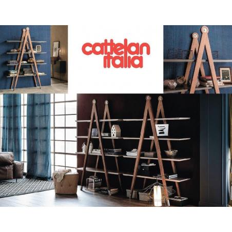 Cattelan Italia стеллажи, библиотеки - Фото 7