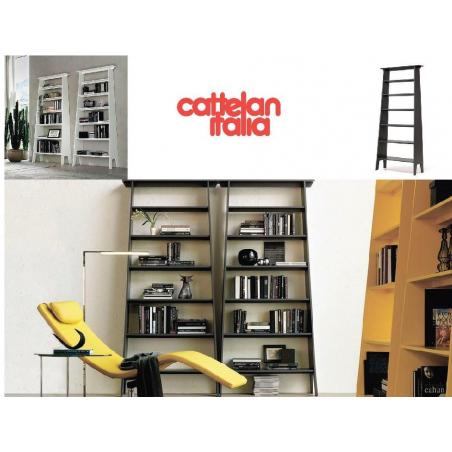 Cattelan Italia стеллажи, библиотеки - Фото 8