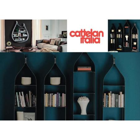 Cattelan Italia стеллажи, библиотеки - Фото 12